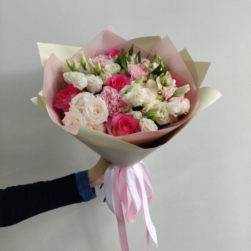 цветы на римской